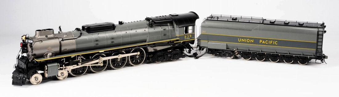 KEY IMPORTS BRASS SAMHONGSA UNION PACIFIC LOCOMOTIVE,
