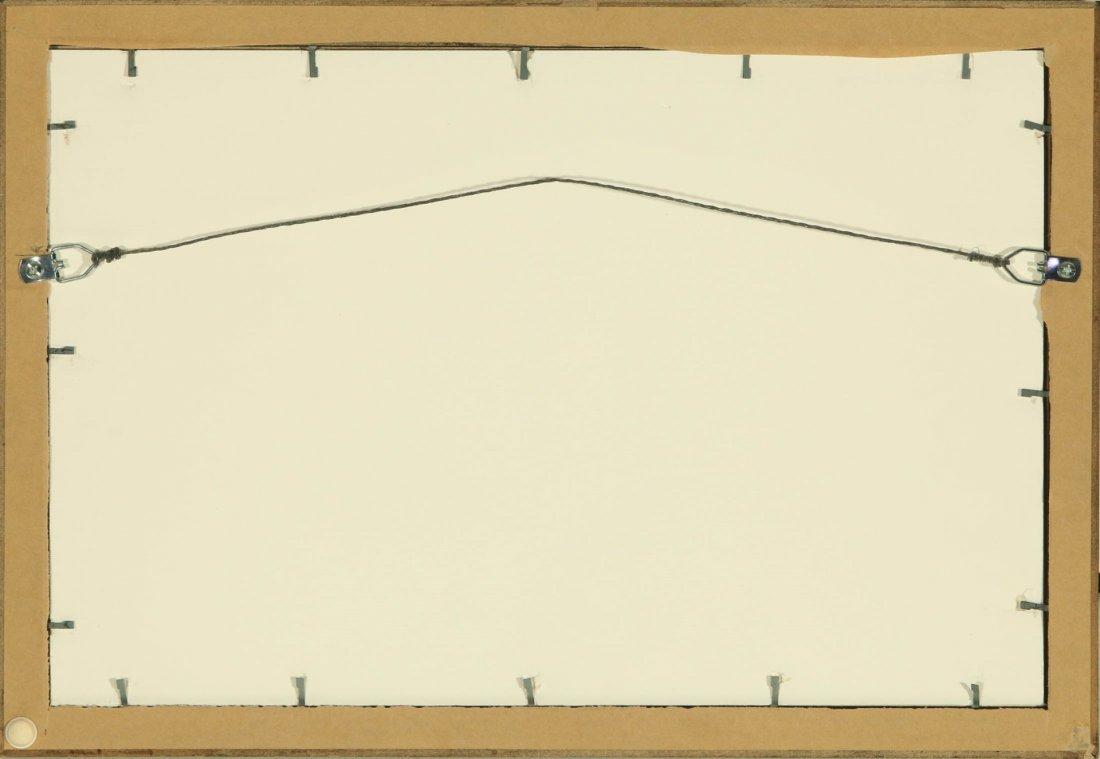TERRANCE GUARDIPEE (BORN 1968) MIXED MEDIA LEDGER ART - 7