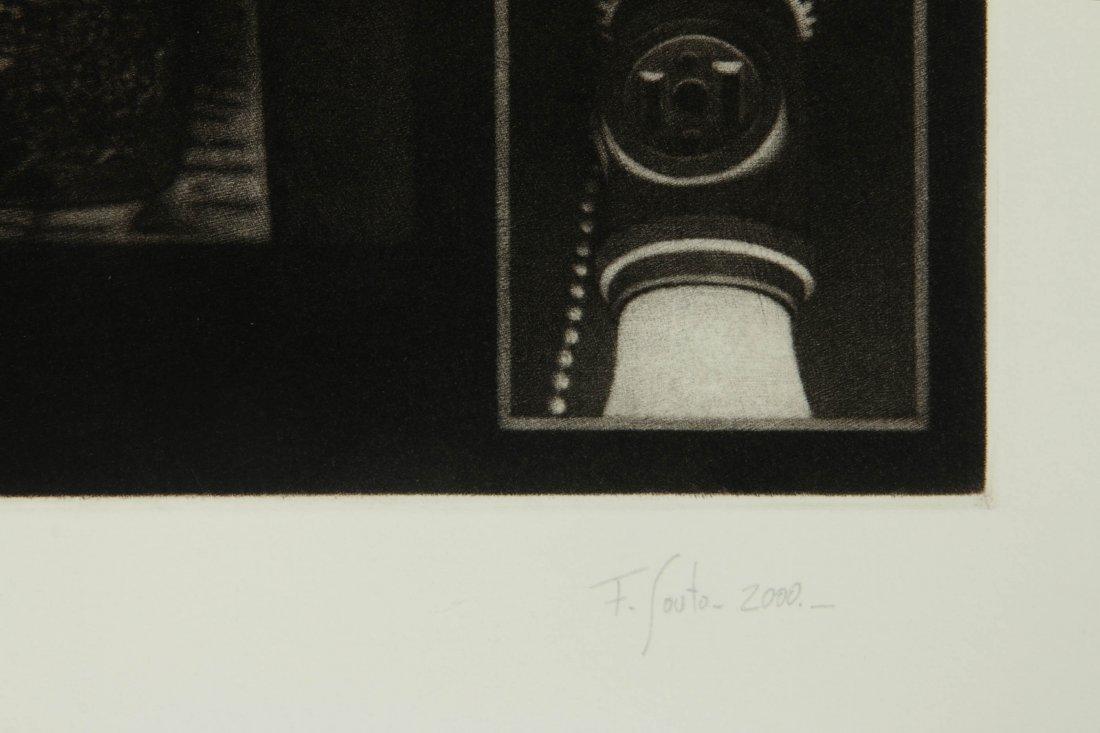FRANCISCO SOUTO (BORN 1973) PENCIL SIGNED AQUATINT - 7
