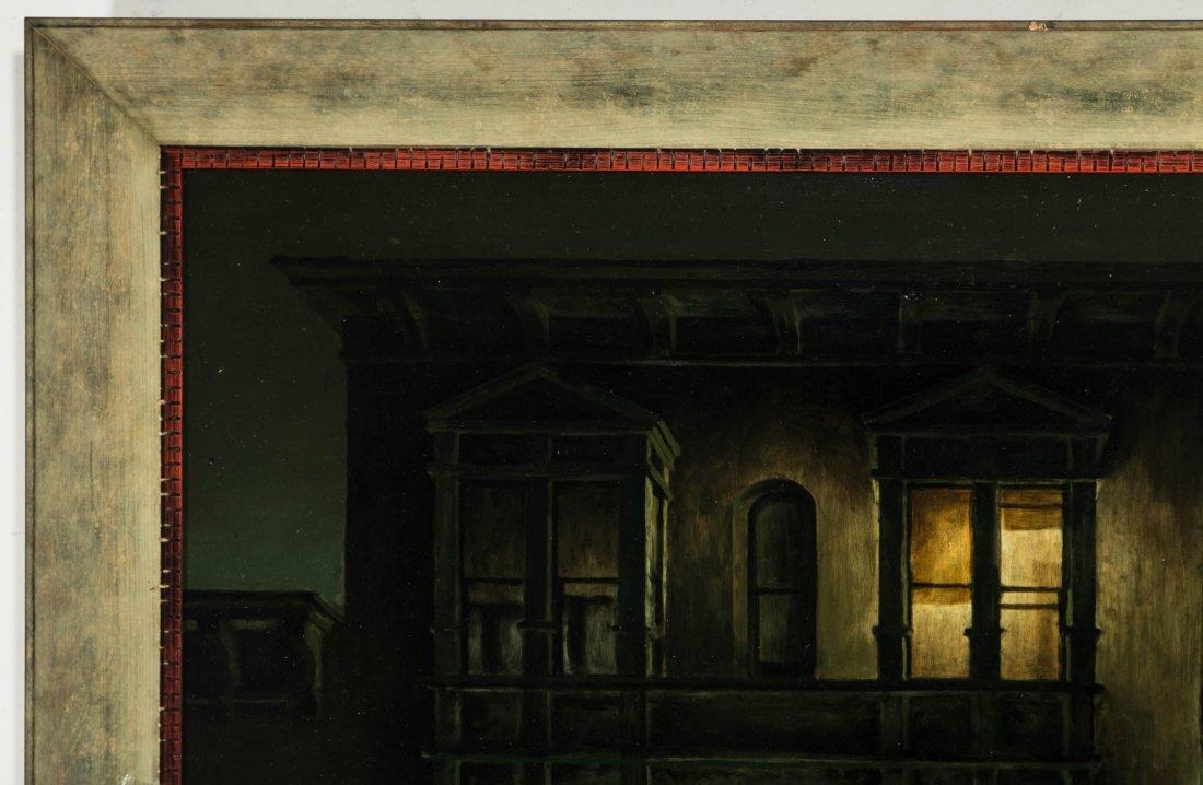 PAUL WILDHABER (1874-1948) OIL ON ARTIST'S BOARD - 3