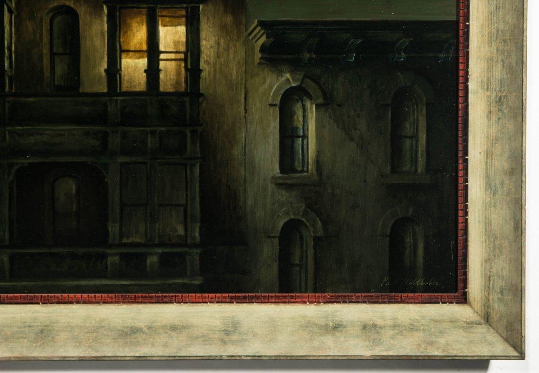 PAUL WILDHABER (1874-1948) OIL ON ARTIST'S BOARD - 5