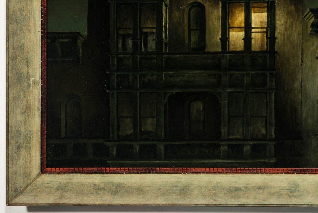 PAUL WILDHABER (1874-1948) OIL ON ARTIST'S BOARD - 6