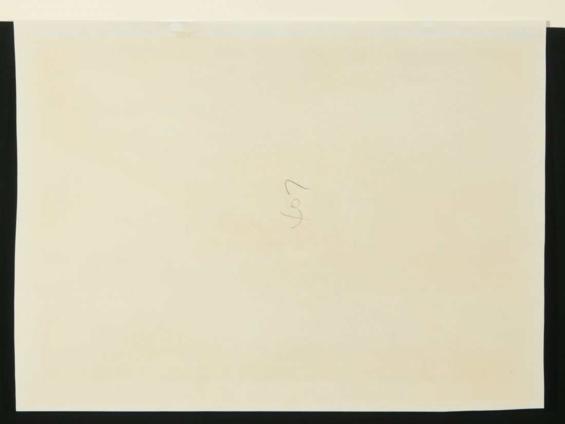 GEORGES SCHREIBER (1904-1977) PENCIL SIGNED LITHOGRAPH - 9