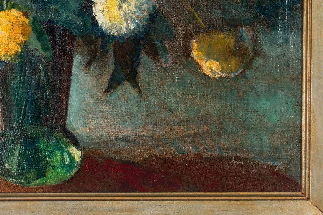 WALTER A. BAILEY (1894-1989) OIL ON CANVAS - 6