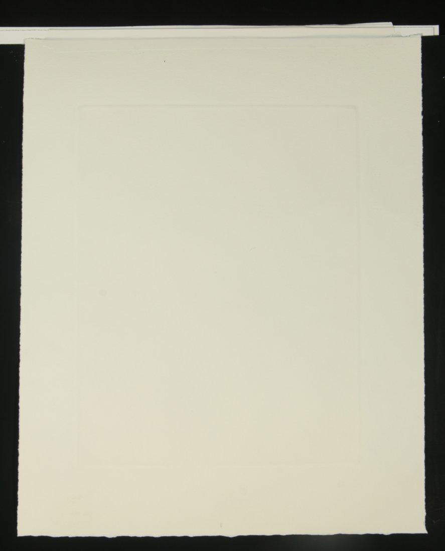 DOUG OSA (BORN 1952) PENCIL SIGNED ETCHING - 9