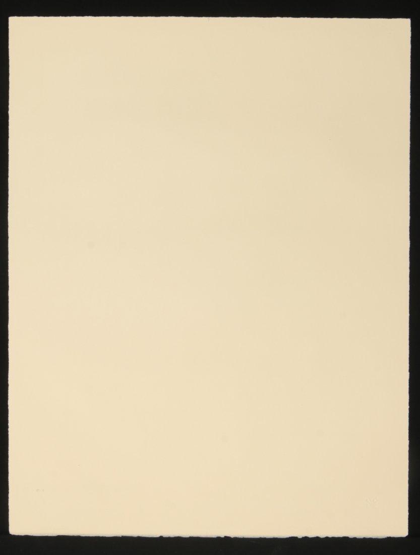 WILLIAM F. KAUTZMAN (1916- ) PENCIL SIGNED LITHOGRAPH - 9