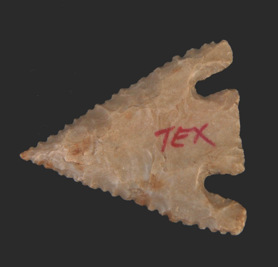 A LARGE GROUP OF TEXAS ARTIFACTS - 2