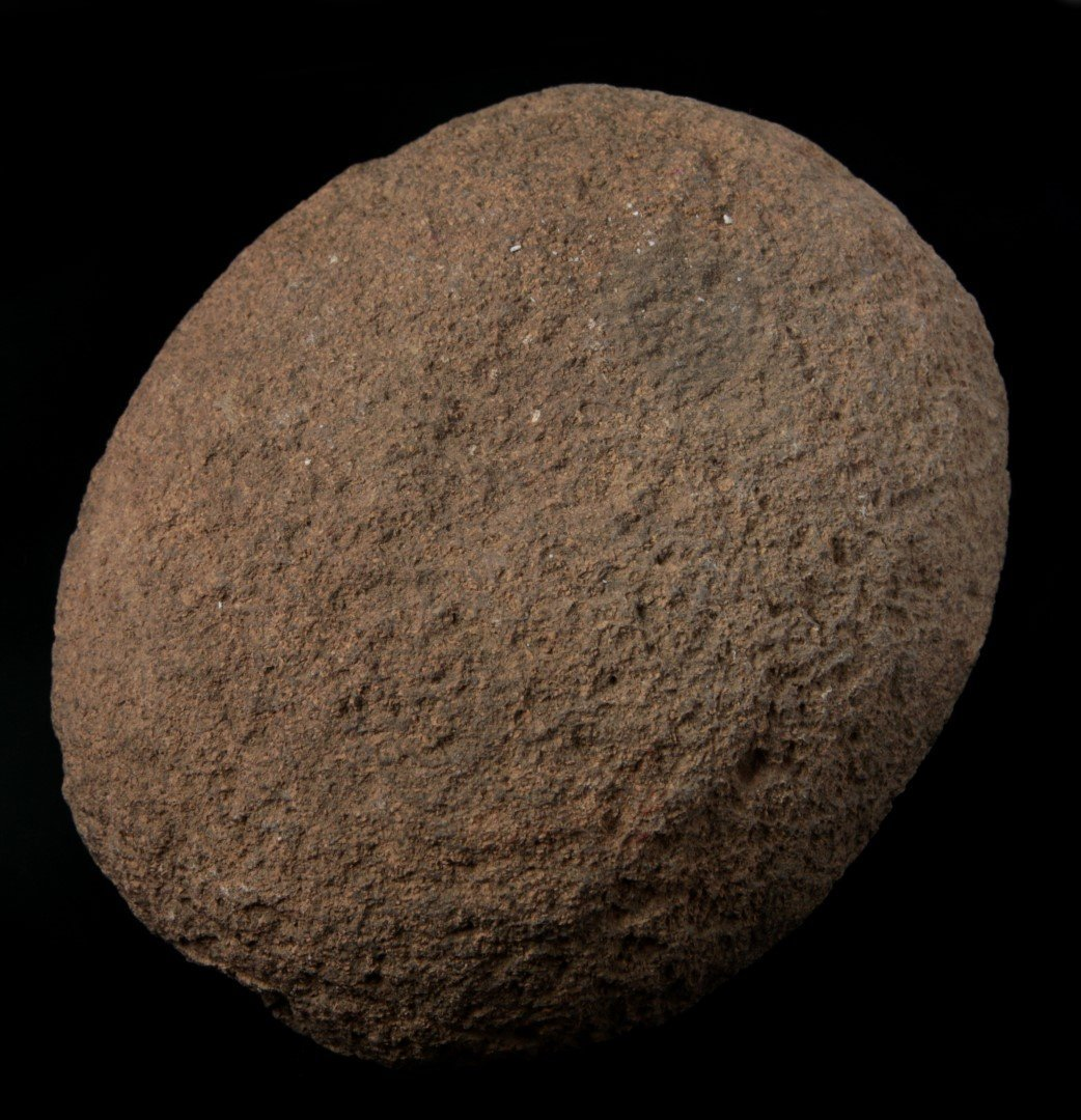 MANO GRINDING STONE, PICTURED CHAPMAN, VOL I