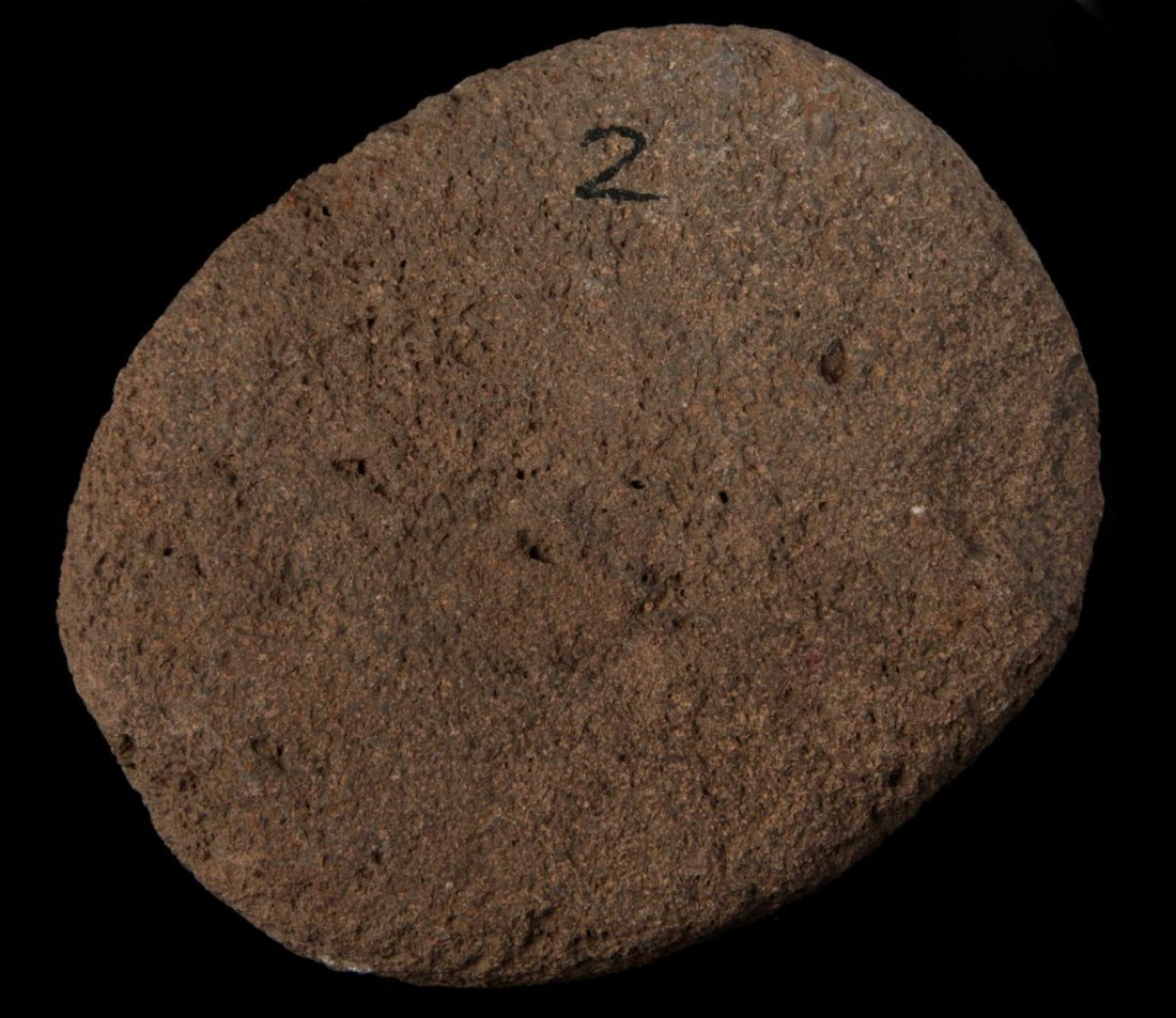 MANO GRINDING STONE, PICTURED CHAPMAN, VOL I - 4