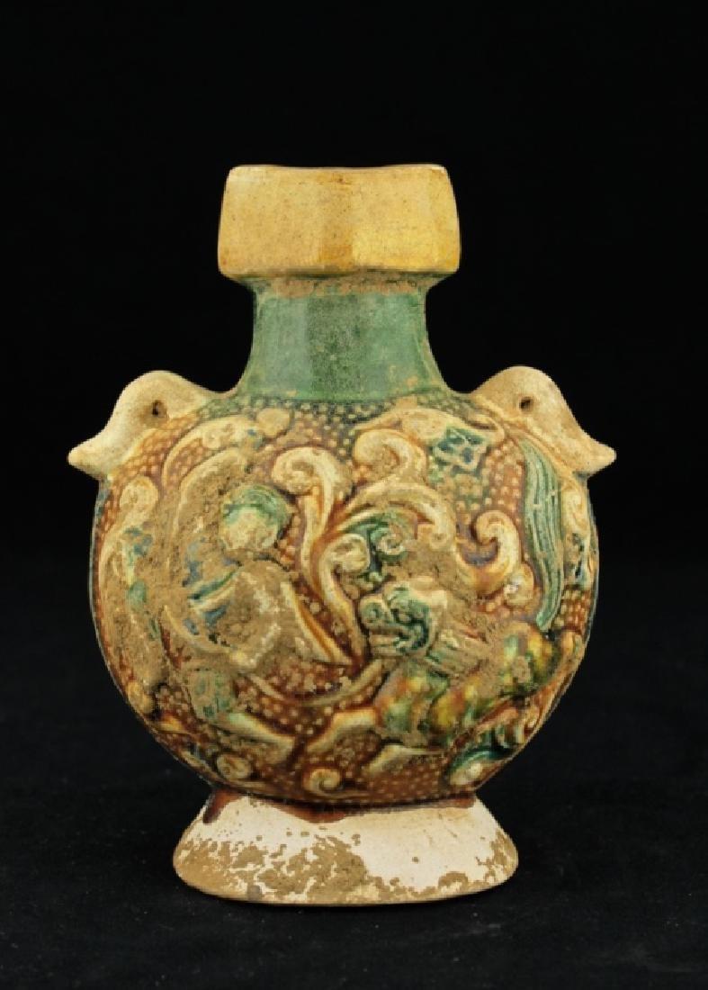 Chinese Tang Ceramic Pot