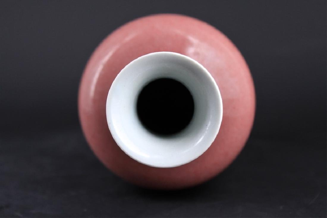 Chinese Qing Porcelain Vase - 4