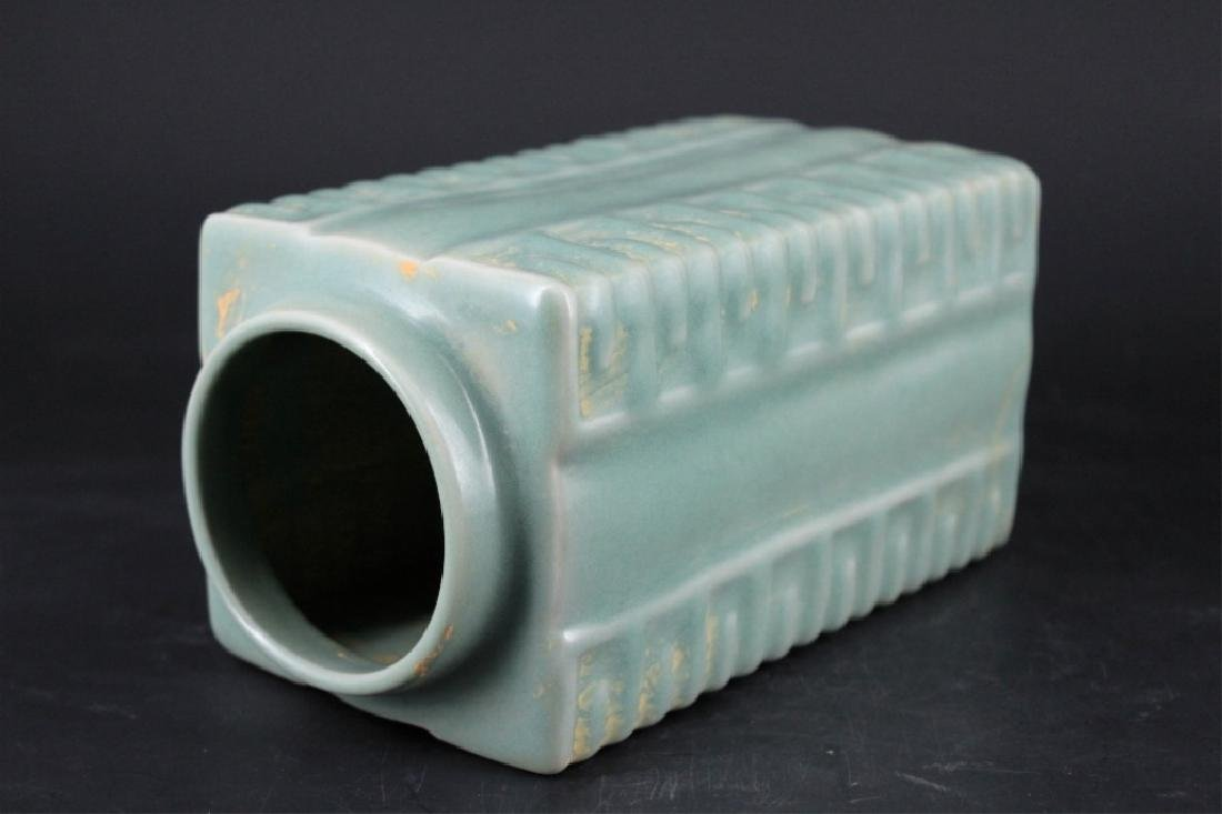 Chinese Song Porcelain Guanyao Chong Vase - 4