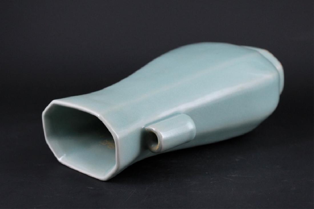 Chinese Song Porcelain Ruyao Vase - 5