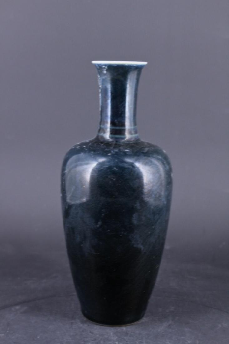 Chinese Qing Porcelain Vase - 2