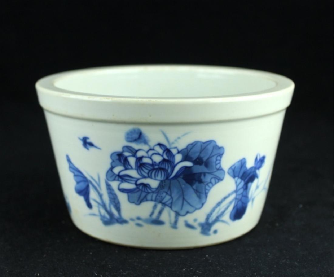Chinese Qing Porcelain Bowl