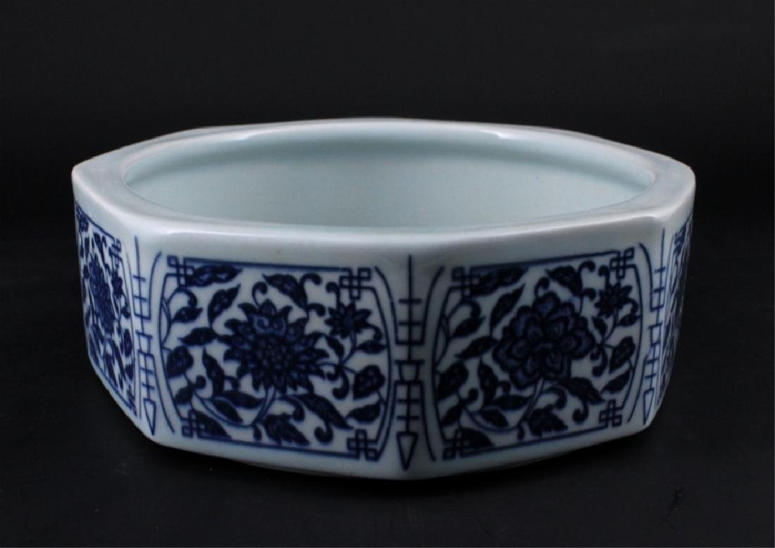 Chinese Qing Porcelain Blue&White Bowl