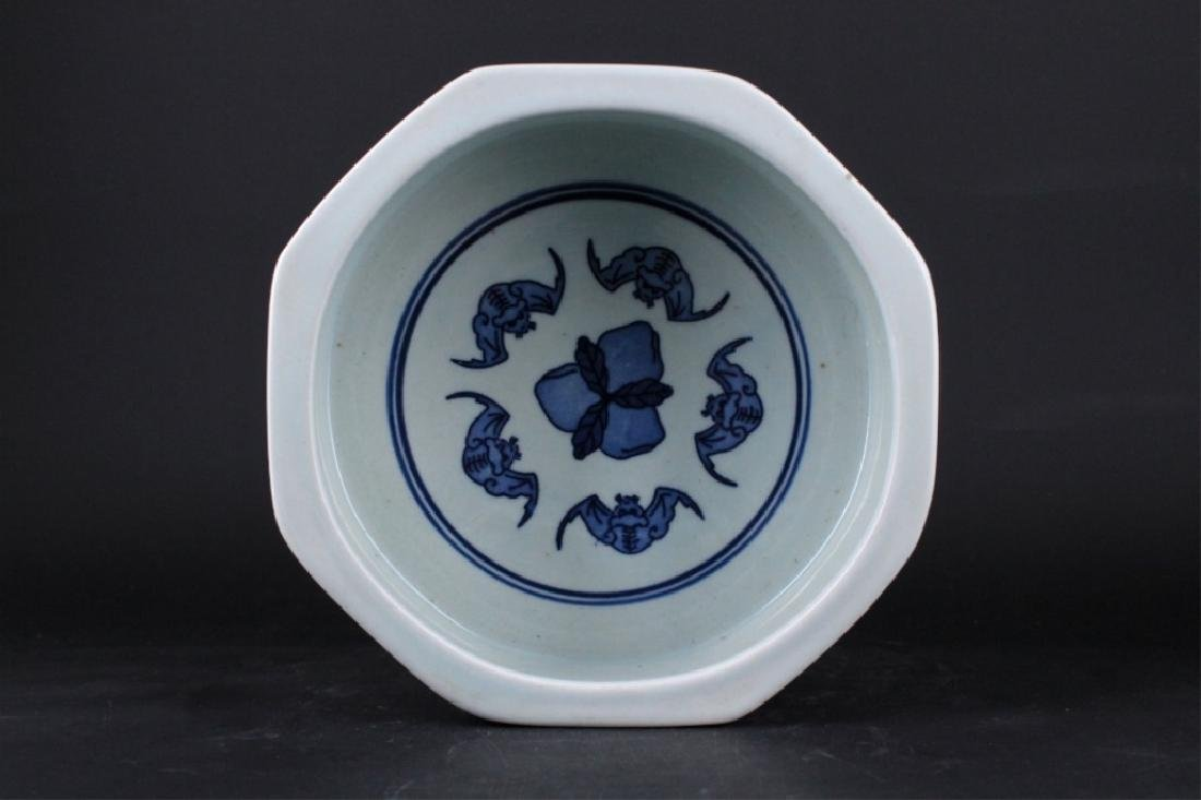 Chinese Qing Porcelain Blue&White Bowl - 2
