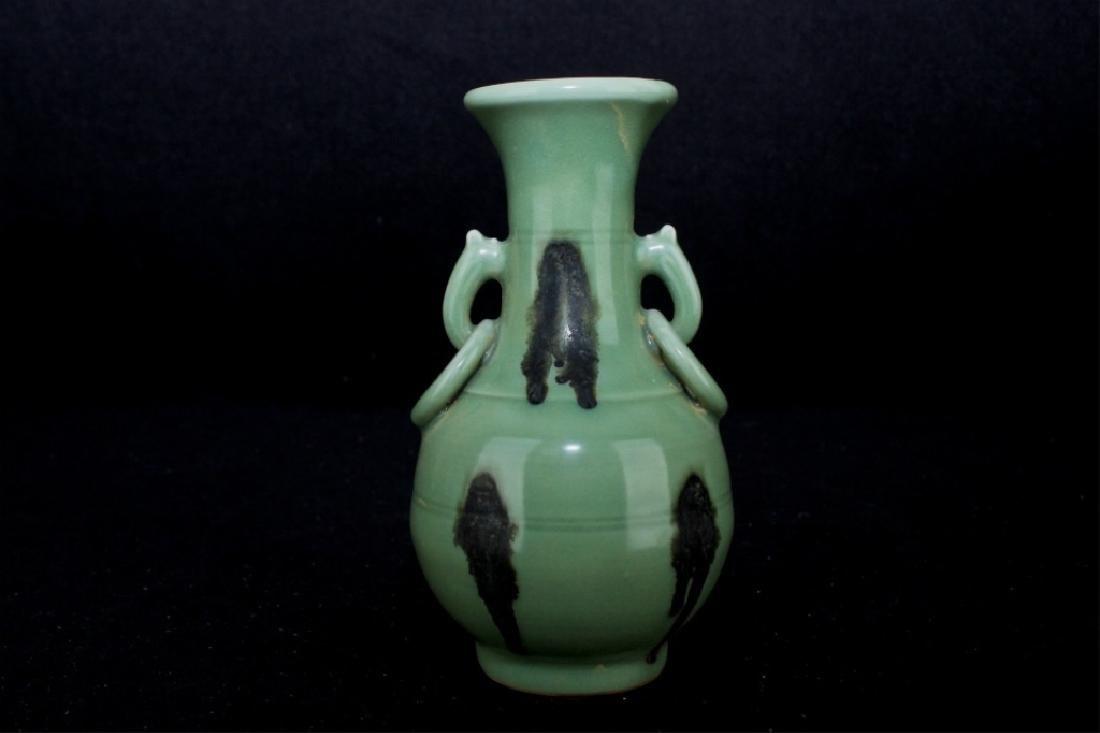Chinese Qing Porcelain Vase