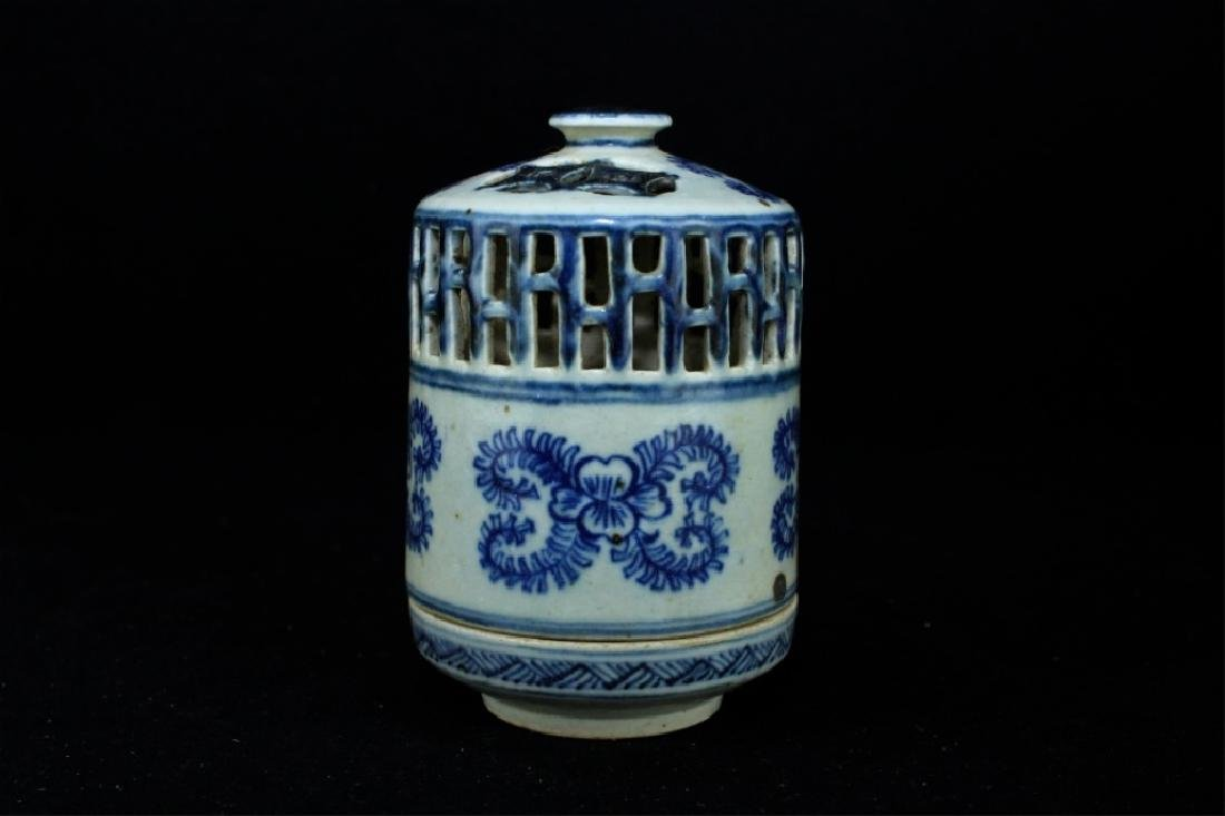 Chinese Ming Porcelain Box