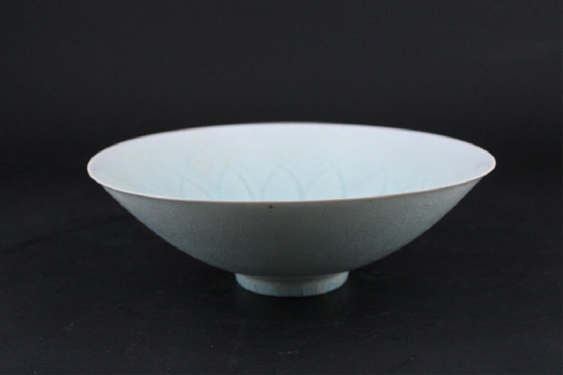 Chinese Qing Porcelain Plate - 3