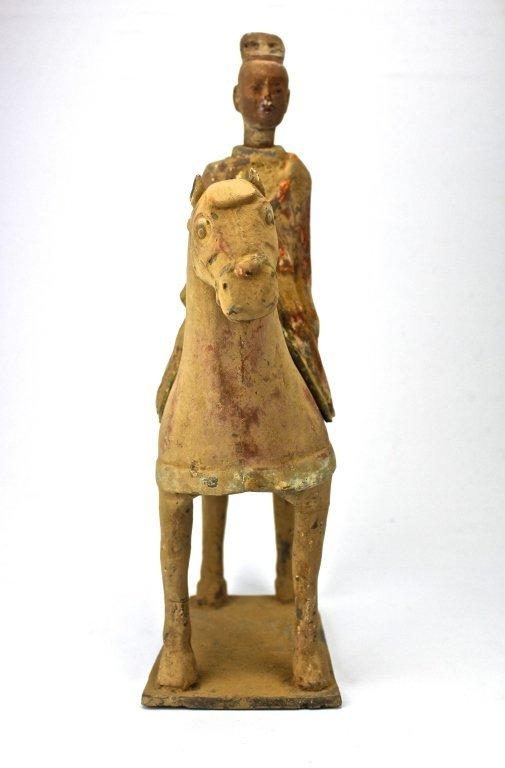 Tang Dynasty Horse Warrior