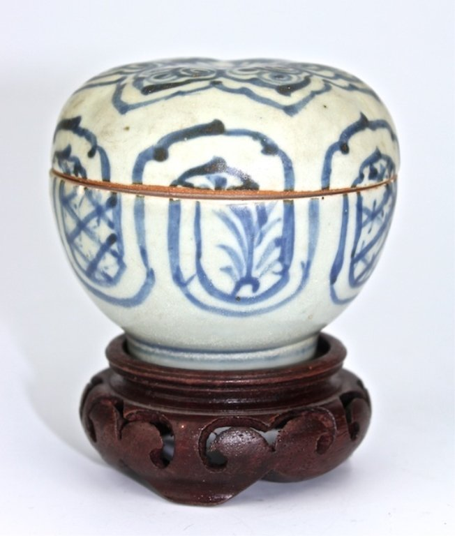 Antique Chinese Song Dynasty Celadon Jar