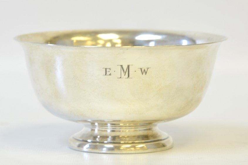 An American Sterling Silver Bowl, Katherine Pratt