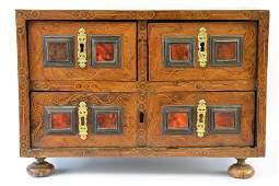 A 19th Century Indo-Portuguese Table Cabinet