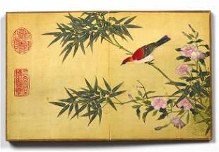 Jiang Tingxi (1669-1732), Birds and Flowers