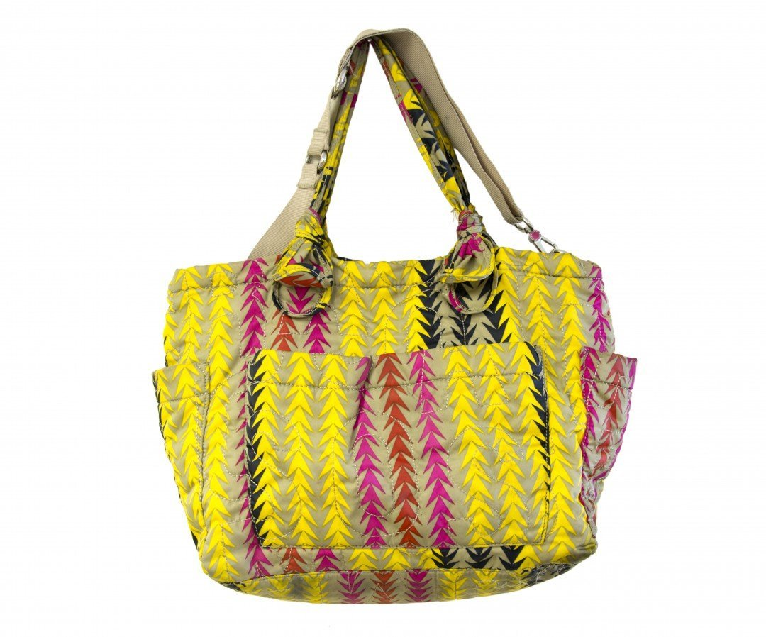 A Multi-Colored Marc Jacobs Diaper/Overnight Bag - 2