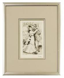 Pierre-Auguste Renoir (French, 1841-1919) La Danse
