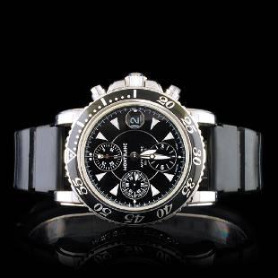 Montblanc Meisterstuck Chronograph 40mm Watch