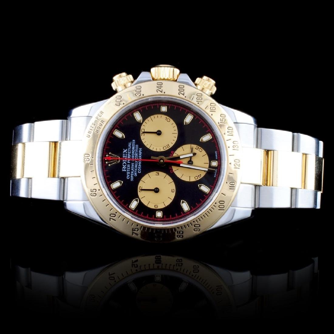 Rolex Daytona Paul Newman 40MM Wristwatch