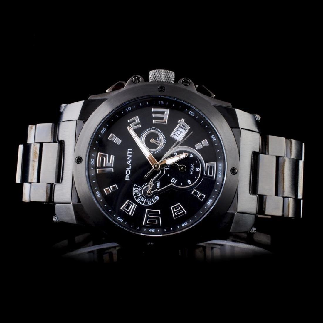 Polanti SS Zone Men's Wristwatch