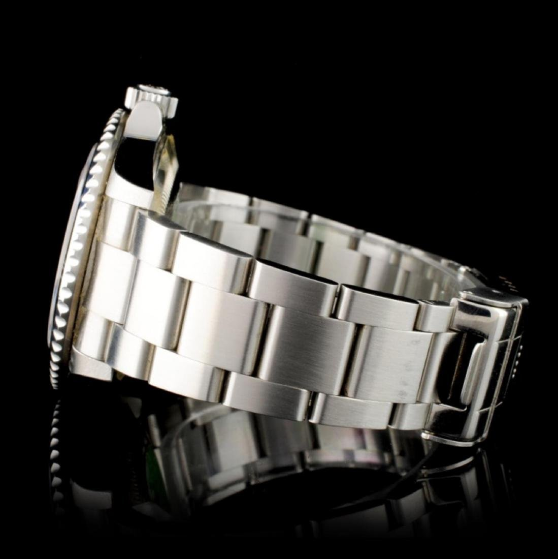 Rolex Submariner Stainless Steel Wristwatch - 3