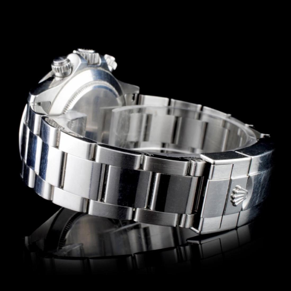 Rolex Daytona Stainless Steel Wristwatch - 2