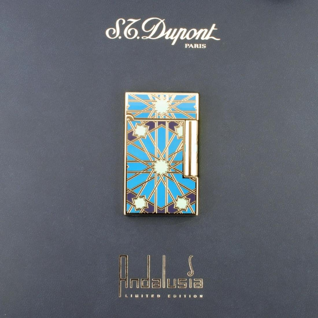 ST Dupont Andalusia Lighter - 3