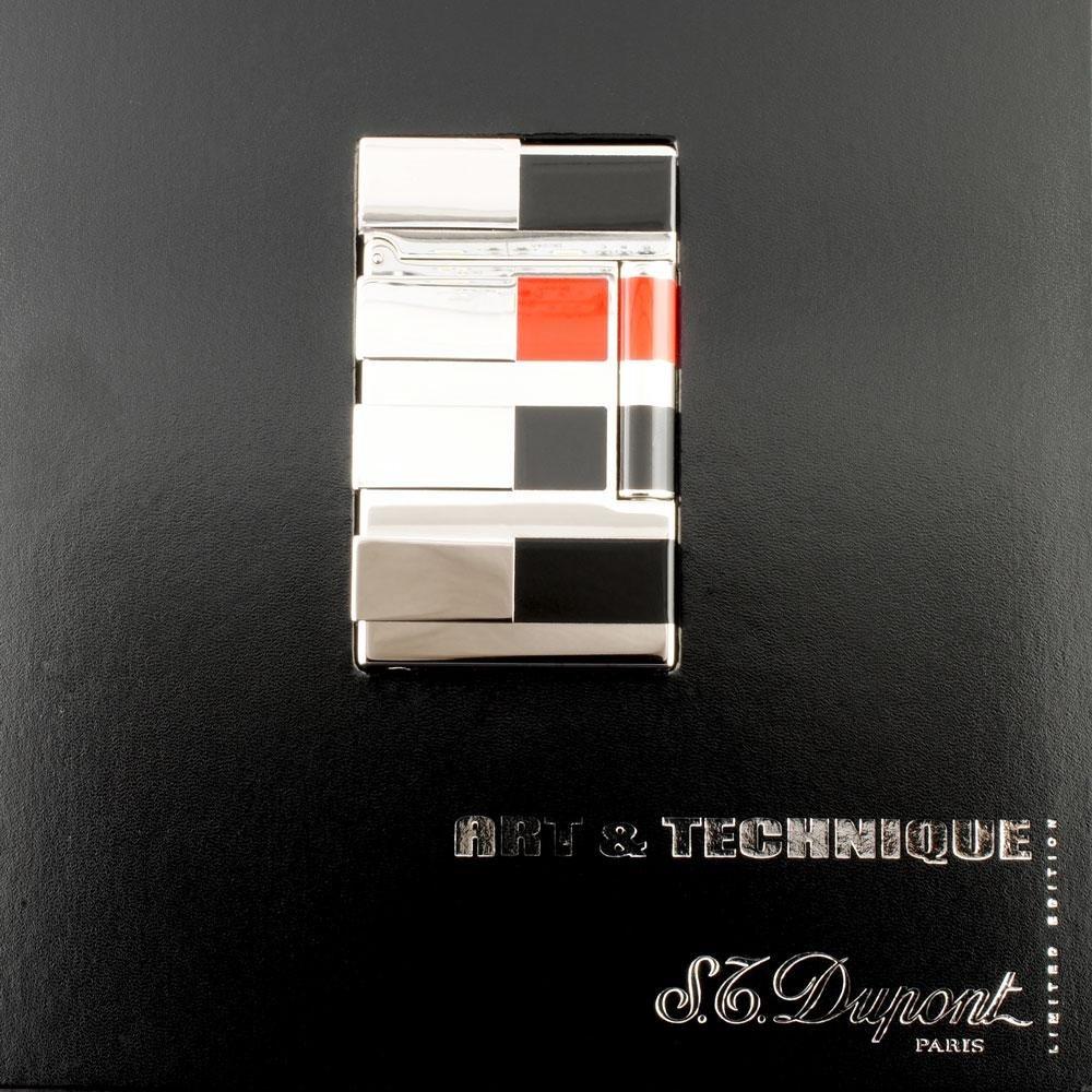 St Dupont Art & Technique Lighter