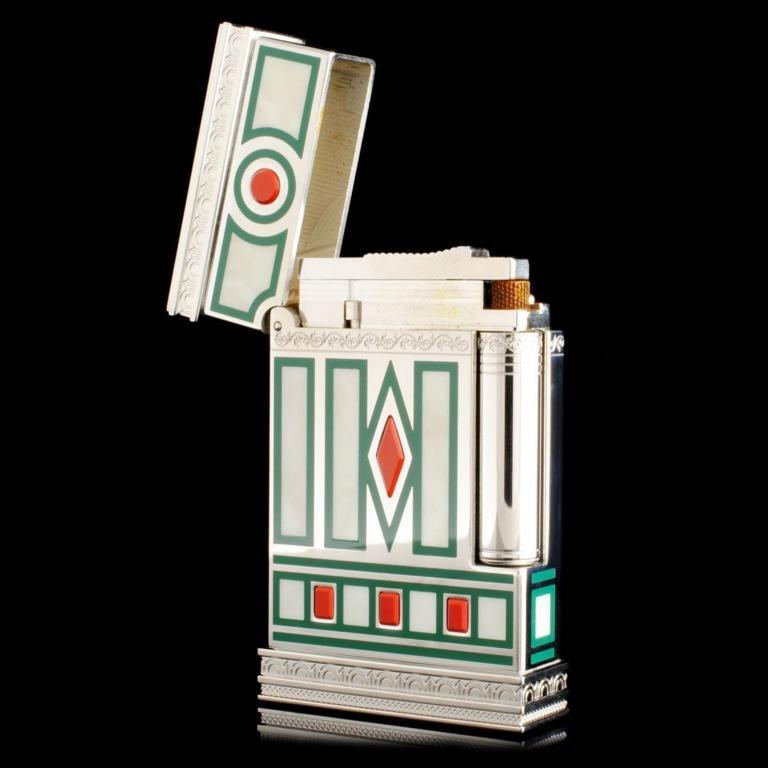 ST Dupont Medici Lighter - 2