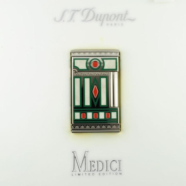 ST Dupont Medici Lighter - 3