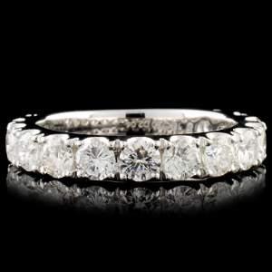 14K Gold 2.04ctw Diamond Ring