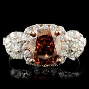 18K Gold 304ctw Diamond Ring