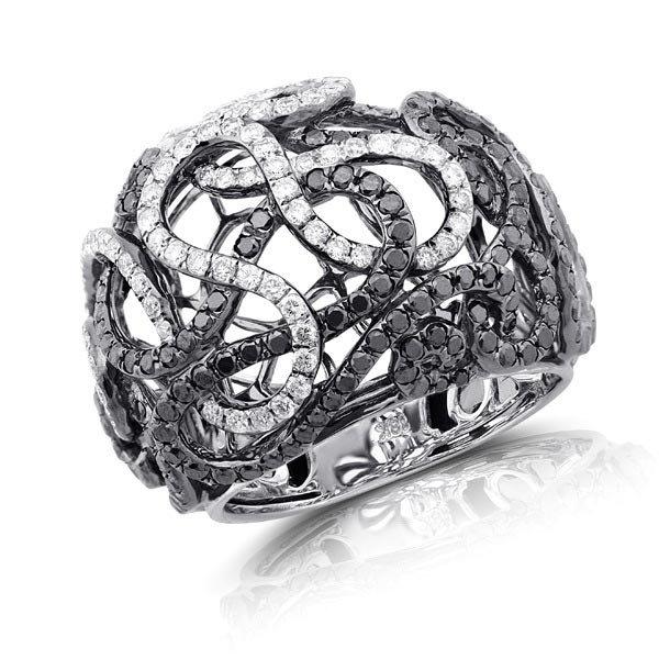 18k White Gold 2.45ct Diamond Ring