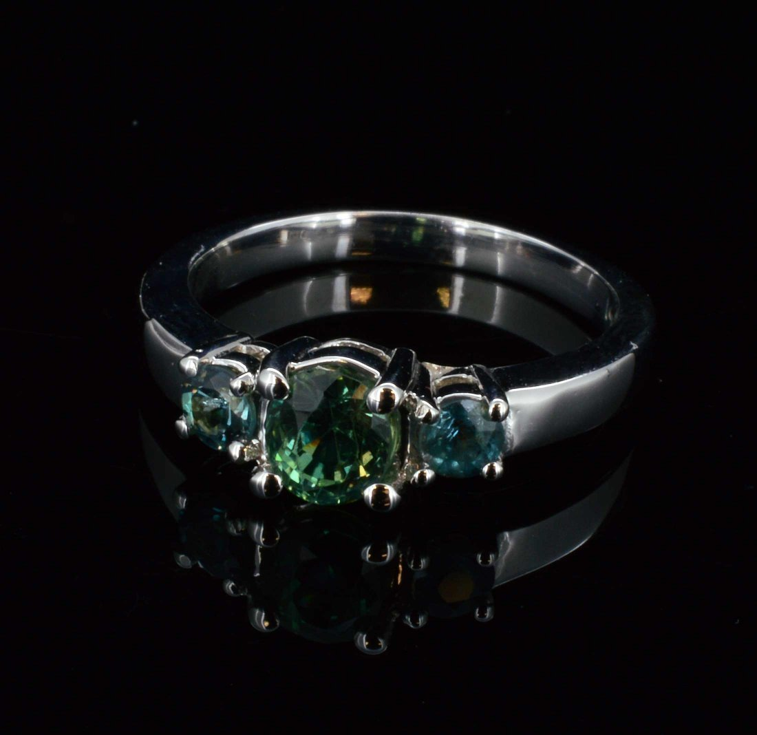 14K Gold, 1.06CT Natural Alexandrite Ring