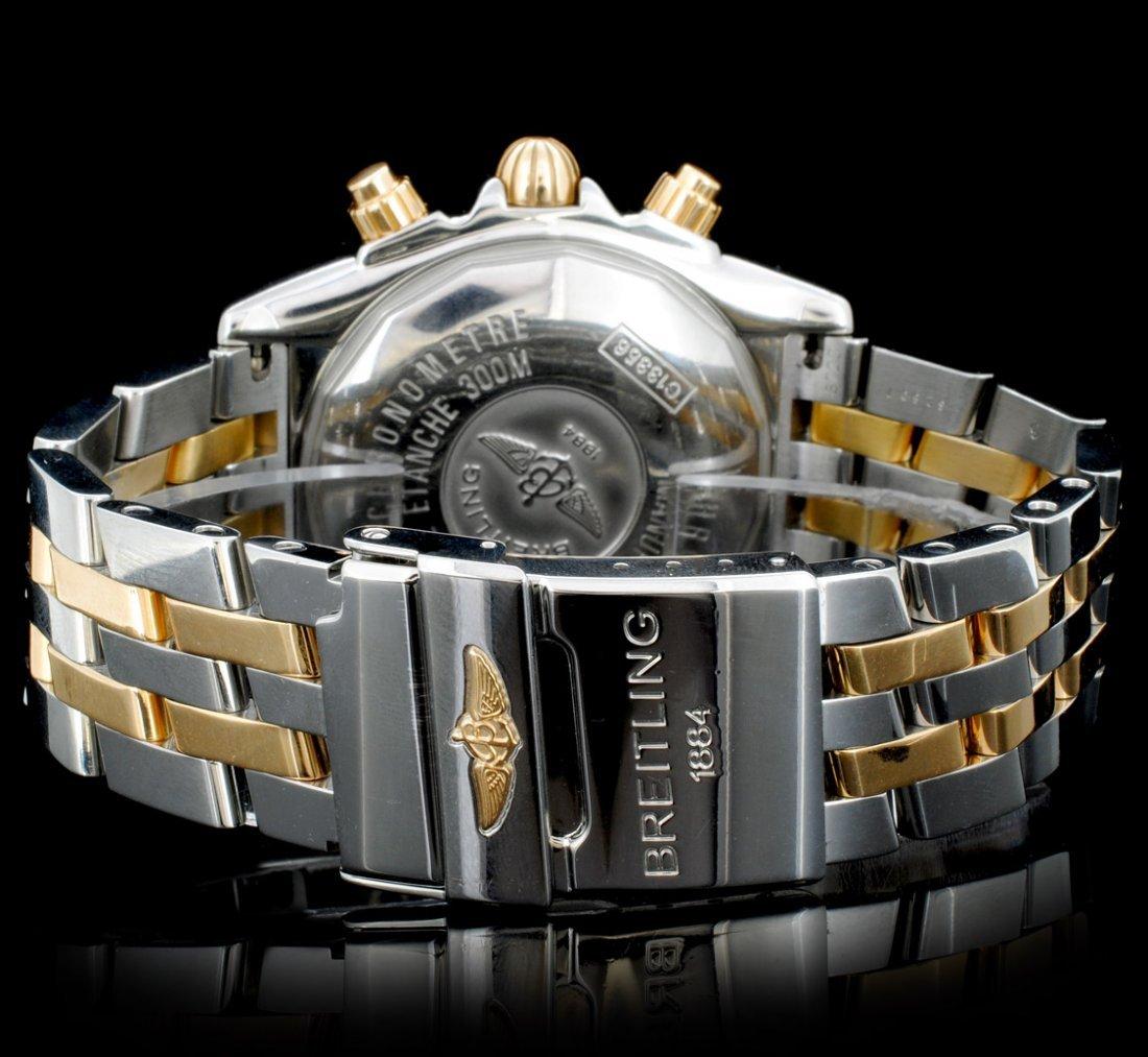 Breitling Super Avenger Diamond Men's Watch - 3