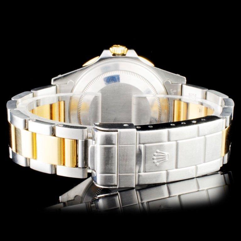Rolex Two-Tone Submariner 40MM Wristwatch - 3