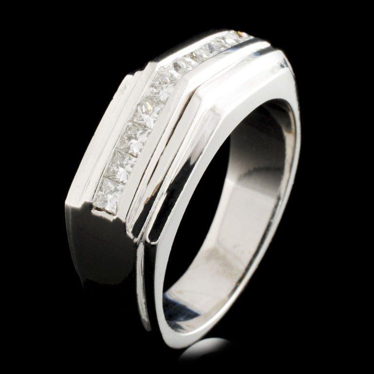 14K Gold 0.73ctw Diamond Ring