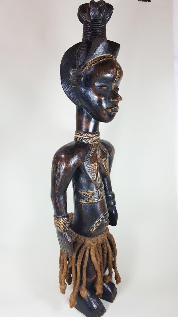 A Dan Lu Me figure Ivory Coast, Liberia- 19th-20th