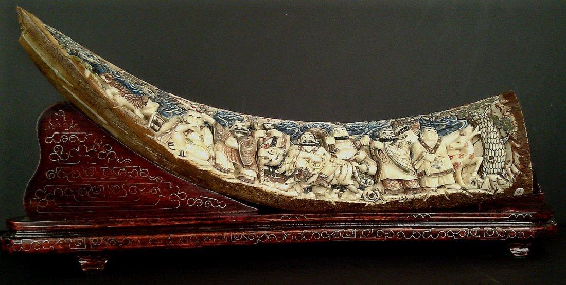 Mammoth Ivory Tusk 7 Immortals