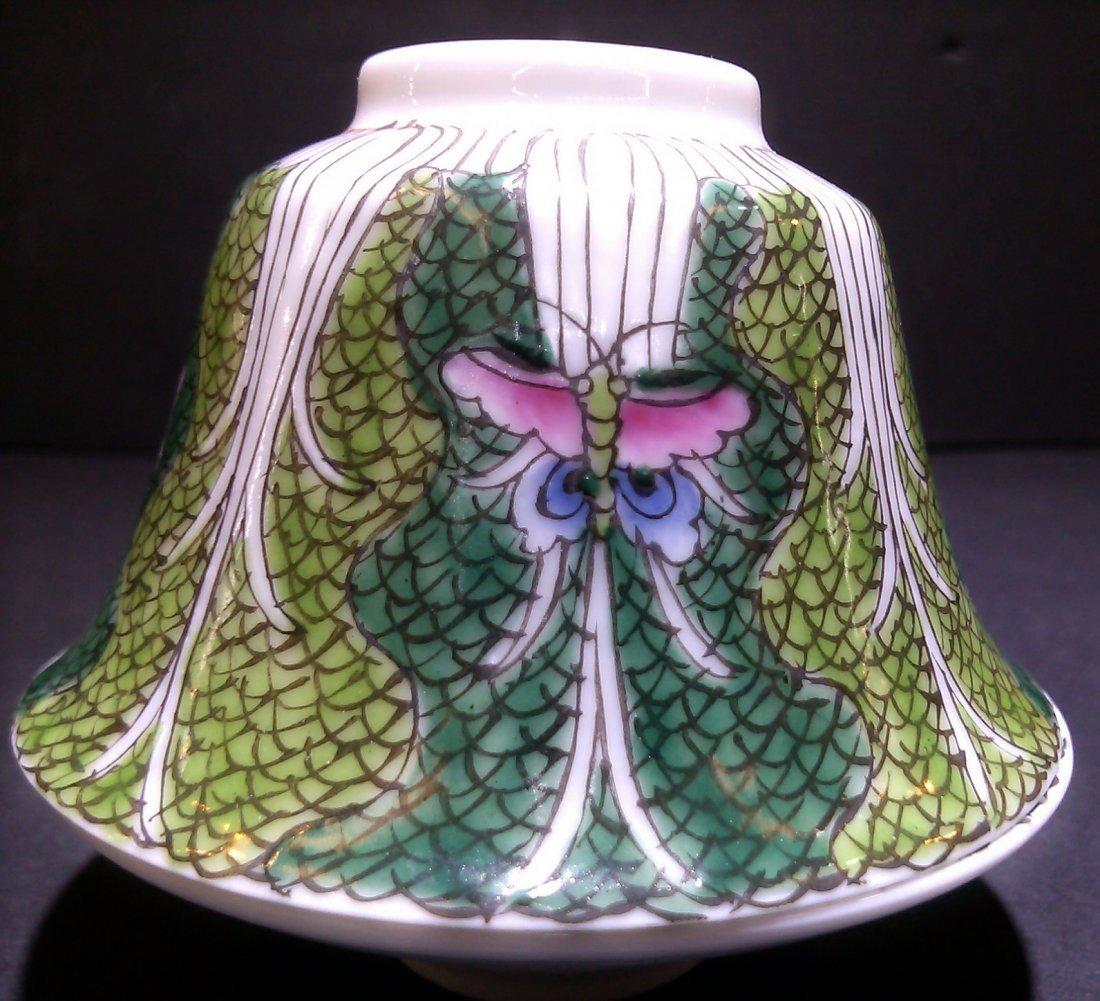 One Pair of Porcelain Kuang Hsu Tea Cups - 7